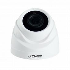 IP Видеокамера цветная купольная DVI-D111 1 Mpix (1280 × 720) в Новосибирске