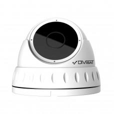 IP Видеокамера цветная купольная DVI-D221 (DVI-D223) 2 Mpix (1920 × 1080) в Новосибирске