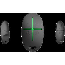 Брелок 4-х конопочный Ajax SpaceControl (черный /белый)