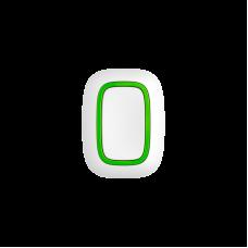 Тревожная кнопка Ajax Button (черный/белый)