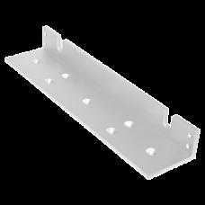 Кронштейн L типа для монтажа электромагнитного замка NOVIcam LH350 (ver. 4170)