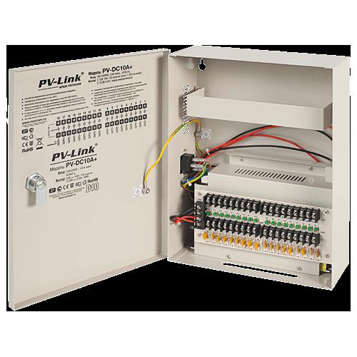 Блок бесперебойного питания PV-Link PV-DC10A+ (ver.D10)