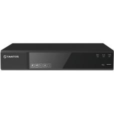Видеорегистратор сетевой (NVR)  TANTOS TSr-NV04154