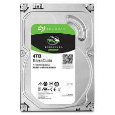 Жесткий диск Seagate BarraCuda 4Тб