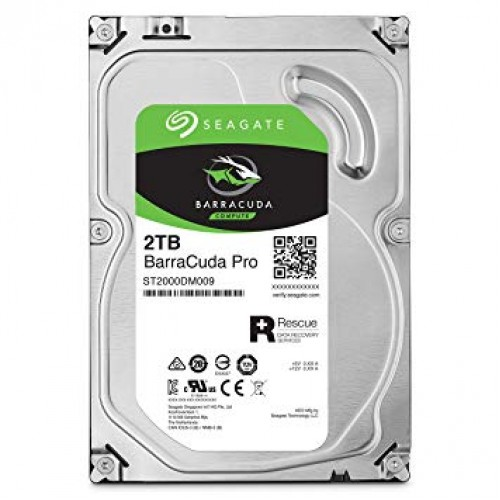 Жесткий диск Seagate Barracuda 2 Тб